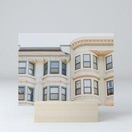 North Beach Blues in San Francisco Mini Art Print