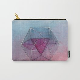 Equilibrium - Lavender Carry-All Pouch