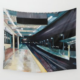 Macarthur Station  Wall Tapestry