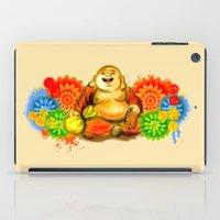 buddah iPad Cases featuring Buddah by Adaildo Neto