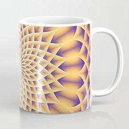 LOTUS FLOWER MANDALA salmon violet Coffee Mug
