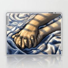 Your bed Laptop & iPad Skin