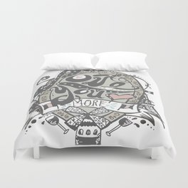 Love You More Duvet Cover