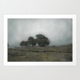 Each Morning in the Mist Art Print