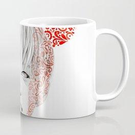 Micky V Coffee Mug
