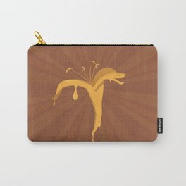 Honeysuckle Carry-All Pouch