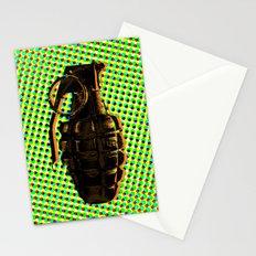 Grenade Stationery Cards