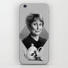 Not your housekeeper iPhone Skin