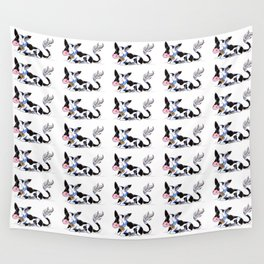 Little Holstein Wall Tapestry