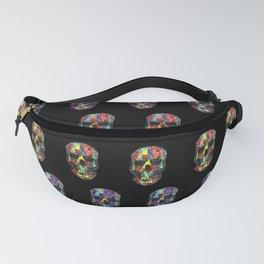 skulls pattern Fanny Pack