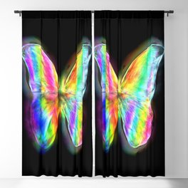 Butterfly Wings Blackout Curtain