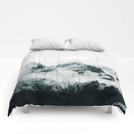 Canadian Rockies Comforters