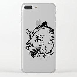 Puma I Clear iPhone Case