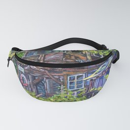 The Boathouse Fanny Pack