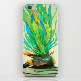 Feathered Tethridon iPhone Skin