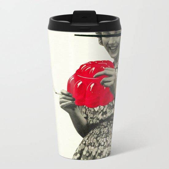 Jelly Addict Metal Travel Mug