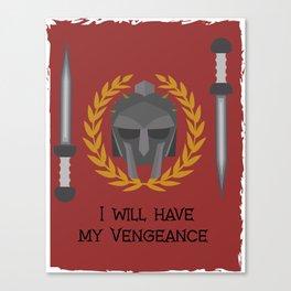 Vengeance Canvas Print