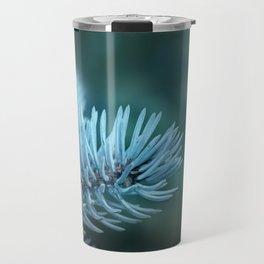 Blue spruce 2 Travel Mug