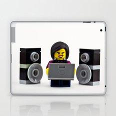Bass Line Laptop & iPad Skin