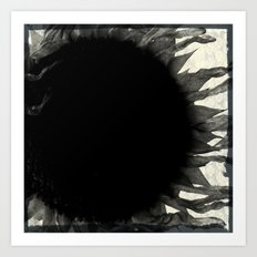 FLOWER 042 Art Print