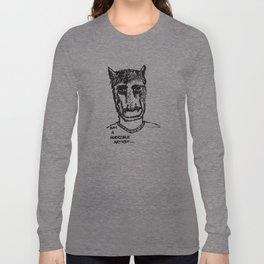 Horrible Artist Long Sleeve T-shirt