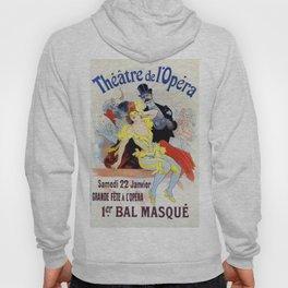 1897 Masquerade ball Paris Opera Hoody