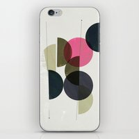 fig iPhone & iPod Skins featuring Fig. 2a by Jasmine Sierra