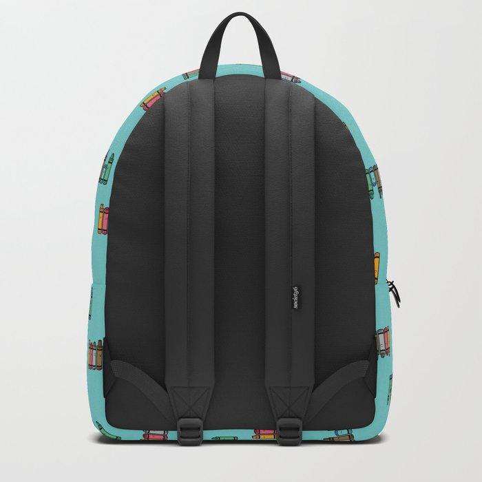 Overused Backpack