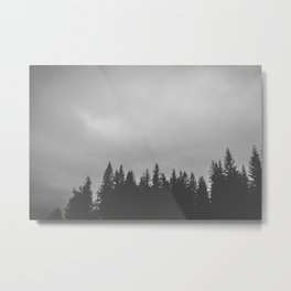 Thought Metal Print