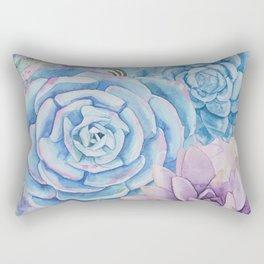 Lety's Lovely Garden Rectangular Pillow