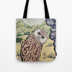 Laughing Owl  Tote Bag
