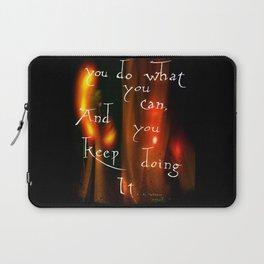 Do It Laptop Sleeve
