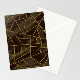 Abstract #941 Stationery Cards
