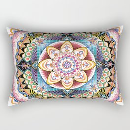 Cycles of Life Rectangular Pillow