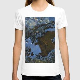 Blue reflection T-shirt