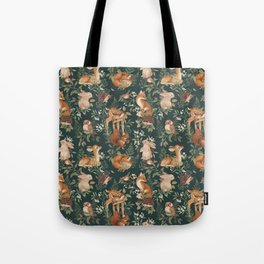 Nightfall Wonders Tote Bag
