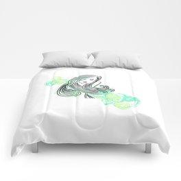 I dream of the sea Comforters