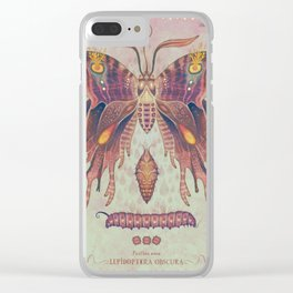 Panthea aura Clear iPhone Case