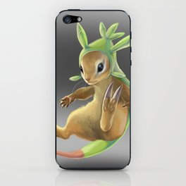 Chespin iPhone Skin