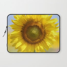 Sunflower - Flower, Floral, Nature Photography Laptop Sleeve