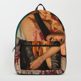 In the Mourning Backpack
