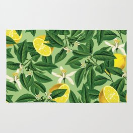 Lemonade || #society6 #decor #pattern Rug