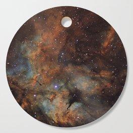 Gamma Cygni Nebula Cutting Board
