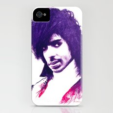 Prince In Purple iPhone (4, 4s) Slim Case