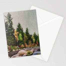 Upstate New York Gorges Stationery Cards