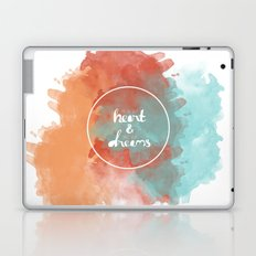 Follow Your Heart & Chase Your Dreams  Laptop & iPad Skin