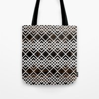 boho Tote Bags featuring Boho by Grace