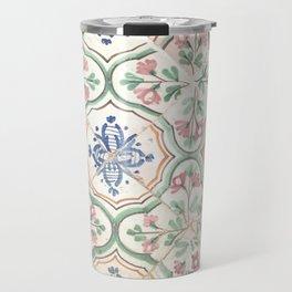 Tiles of Tunisia Travel Mug
