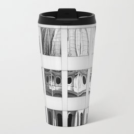 urban distortion Travel Mug