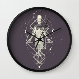 Sacred Geometry (Divine Feminine) Wall Clock